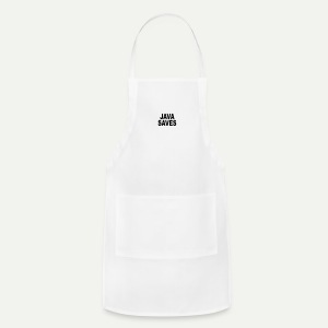 Java Saves - Adjustable Apron