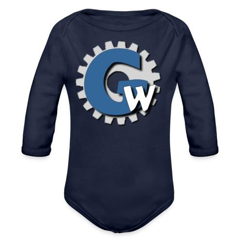 Gear Websites - Organic Long Sleeve Baby Bodysuit