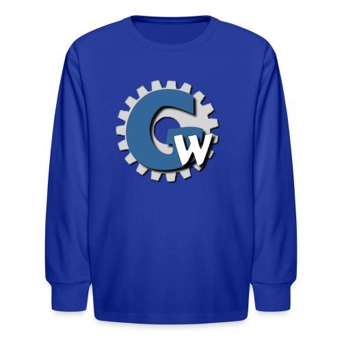 Gear Websites - Kids' Long Sleeve T-Shirt