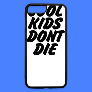 Cool Kids Don't Die Phone & Tablet Cases - iPhone 7 Plus/8 Plus Rubber Case