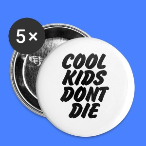 Cool Kids Don't Die Phone & Tablet Cases - Small Buttons