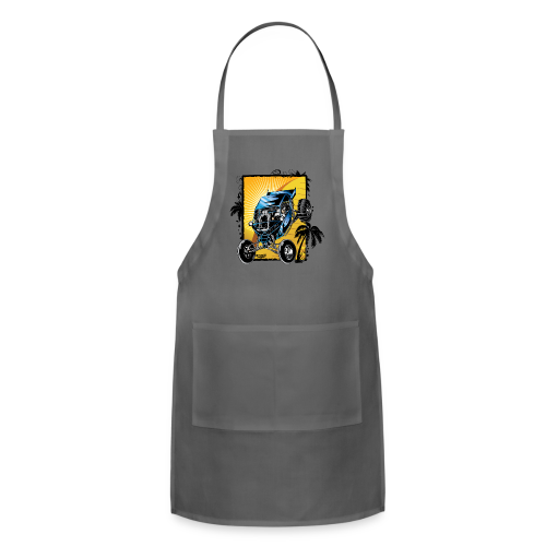 Blue Downhill Dune Buggy - Adjustable Apron