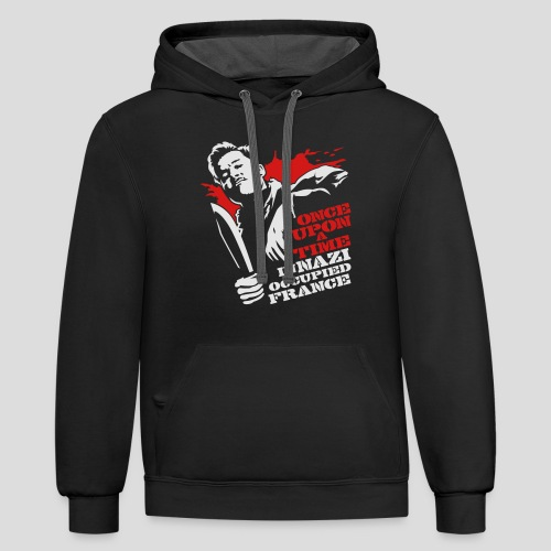 Inglourious Basterds: Once Upon a Time - Contrast Hoodie