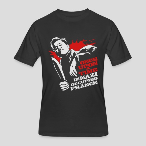 Inglourious Basterds: Once Upon a Time - Men's 50/50 T-Shirt