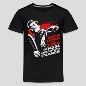 Inglourious Basterds: Once Upon a Time - Kids' Premium T-Shirt