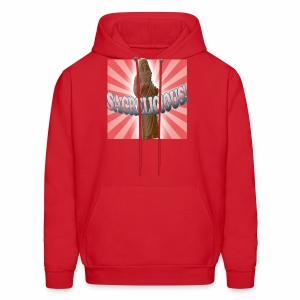 Men's Hoodie - Sacrelicious - www.TedsThreads.co