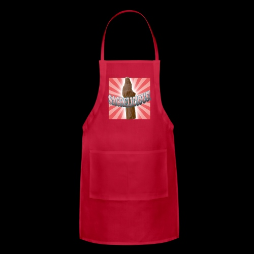 Adjustable Apron - Sacrelicious - www.TedsThreads.co Easter is sacrelicious!