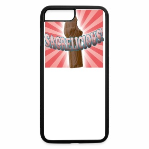 iPhone 7 Plus Rubber Case - Sacrelicious - www.TedsThreads.co