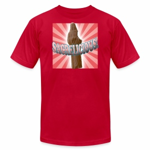 Men's T-Shirt by American Apparel - Sacrelicious - www.TedsThreads.co