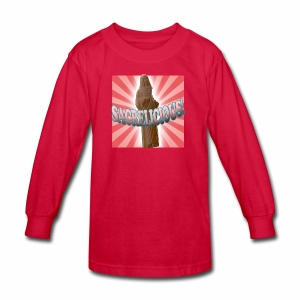 Kids' Long Sleeve T-Shirt - Sacrelicious - www.TedsThreads.co