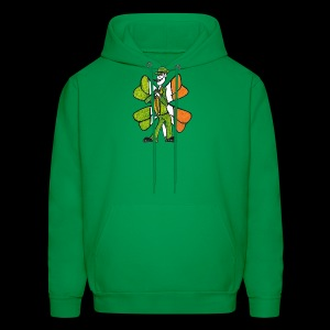Men's Hoodie - Tough Luck - www.TedsThreads.co