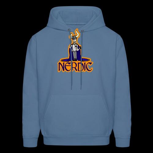 Nerdic Warrior - www.TedsThreads.co - Men's Hoodie