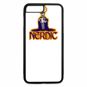 Nerdic Warrior - www.TedsThreads.co - iPhone 7 Plus Rubber Case