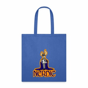 Nerdic Warrior - www.TedsThreads.co - Tote Bag
