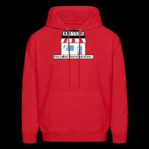 Jerk Store -www.TedsThreads.co - Men's Hoodie