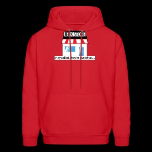 Jerk Store -www.TedsThreads.co - Men's Hoodie