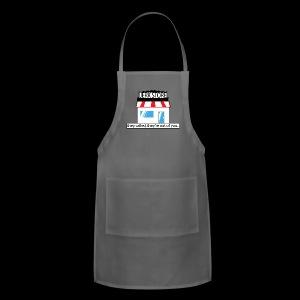 Jerk Store -www.TedsThreads.co - Adjustable Apron