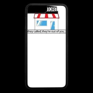 Jerk Store -www.TedsThreads.co - iPhone 7 Plus/8 Plus Rubber Case