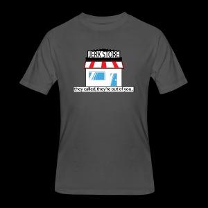 Jerk Store -www.TedsThreads.co - Men's 50/50 T-Shirt