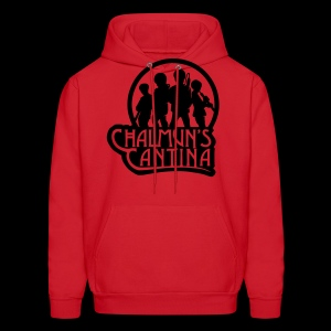 Men's Hoodie - Chalmuns Cantina - www.TedsThreads.co Play that same song over and over and over!