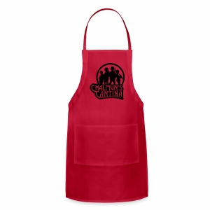 Adjustable Apron - Chalmuns Cantina - www.TedsThreads.co