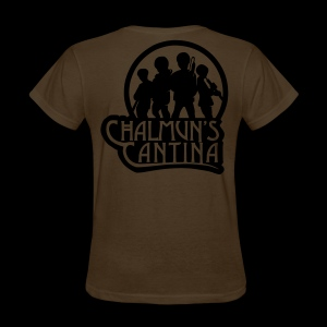 Women's T-Shirt - Chalmuns Cantina - www.TedsThreads.co