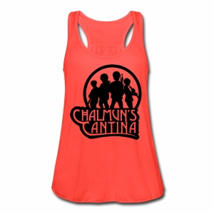 Women's Flowy Tank Top by Bella - Chalmuns Cantina - www.TedsThreads.co
