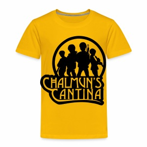Toddler Premium T-Shirt - Chalmuns Cantina - www.TedsThreads.co
