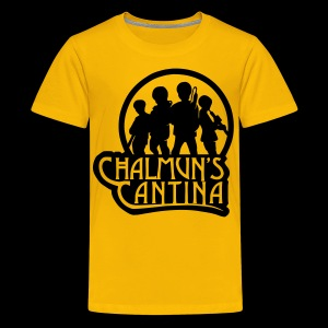 Kids' Premium T-Shirt - Chalmuns Cantina - www.TedsThreads.co