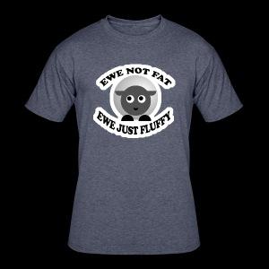 Ewe Not Fat - www.TedsThreads.co - Men's 50/50 T-Shirt