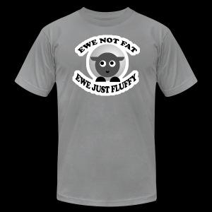 Ewe Not Fat - www.TedsThreads.co - Men's Fine Jersey T-Shirt