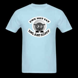 Ewe Not Fat - www.TedsThreads.co - Men's T-Shirt