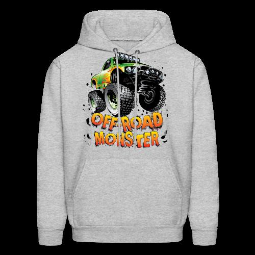 Off-Road Monster Truck - Men's Hoodie
