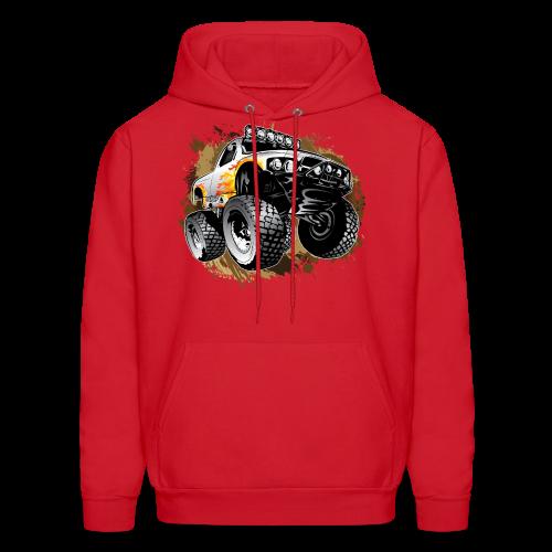 Monster Mudding Truck - Men's Hoodie