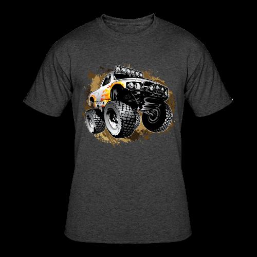 Monster Mudding Truck - Men's 50/50 T-Shirt