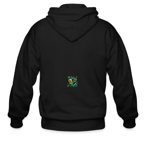 Manymug - Men's Zip Hoodie