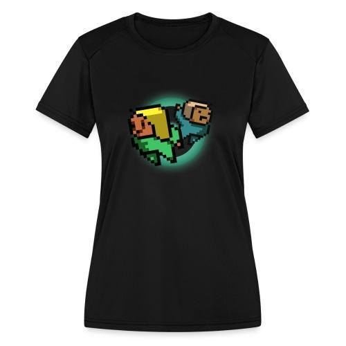 Gal Shirt - Women's Moisture Wicking Performance T-Shirt