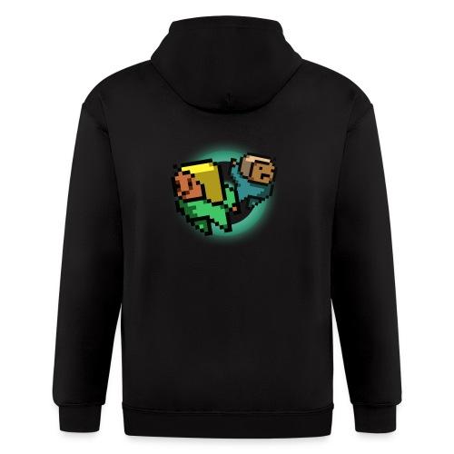 Gal Shirt - Men's Zip Hoodie