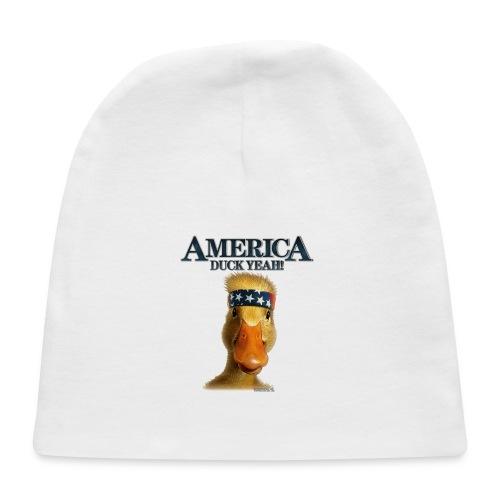 America, Duck Yeah! Mug - Baby Cap