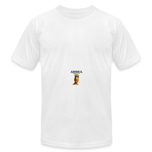America, Duck Yeah! Mug - Men's Fine Jersey T-Shirt