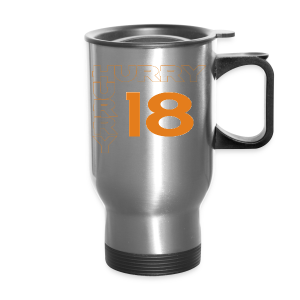 HURRY HURRY 18 - Mens - Travel Mug