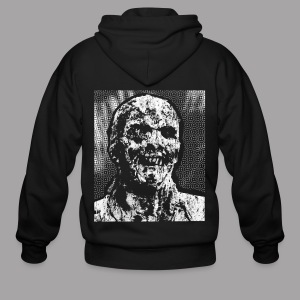 Zombie Limited Edition Shirt - Men's Zip Hoodie