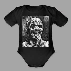 Zombie Limited Edition Shirt - Short Sleeve Baby Bodysuit