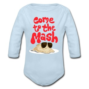 Yamimash - Long Sleeve Baby Bodysuit