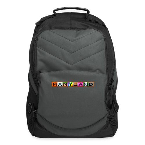 Gal Hoodie - Computer Backpack