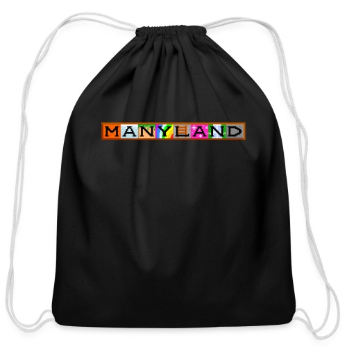 Gal Hoodie - Cotton Drawstring Bag