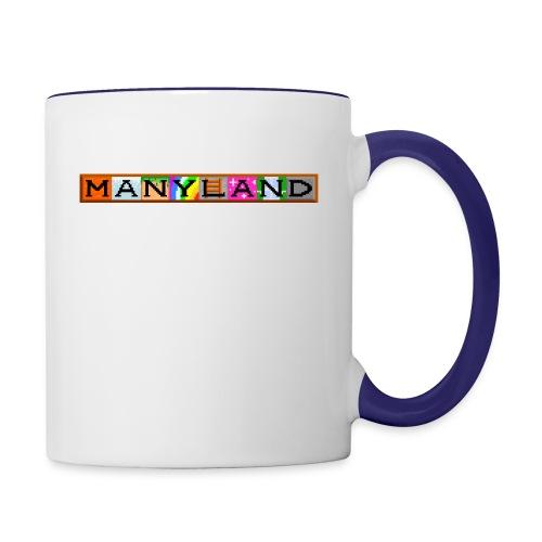 Gal Hoodie - Contrast Coffee Mug