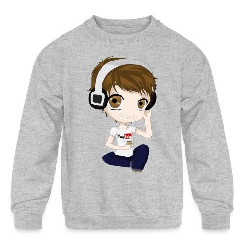 Yamimash - Kids' Crewneck Sweatshirt
