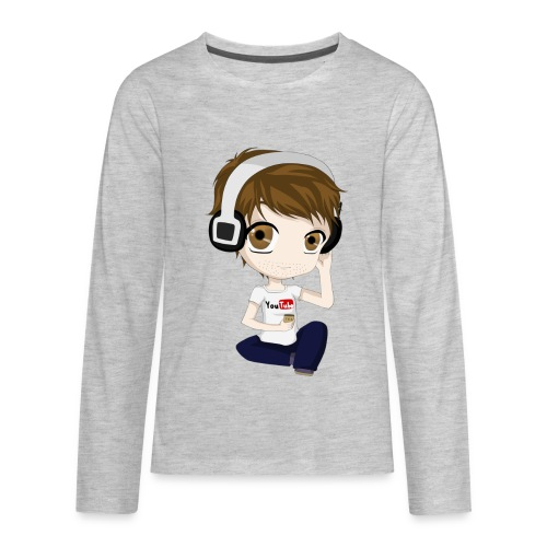 Yamimash - Kids' Premium Long Sleeve T-Shirt