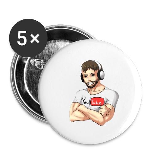 Yamimash - Small Buttons